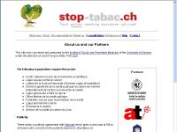 Government Website - Stop-Tabac