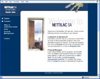 Business Website - Nettilac